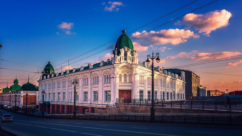 Омск ул. Ленинаphoto preview