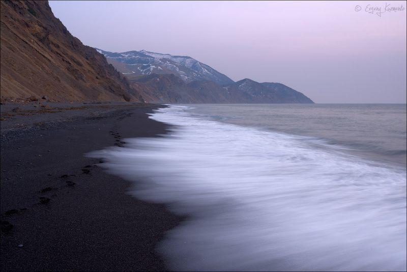 сахалин, море, прибой Прибойphoto preview
