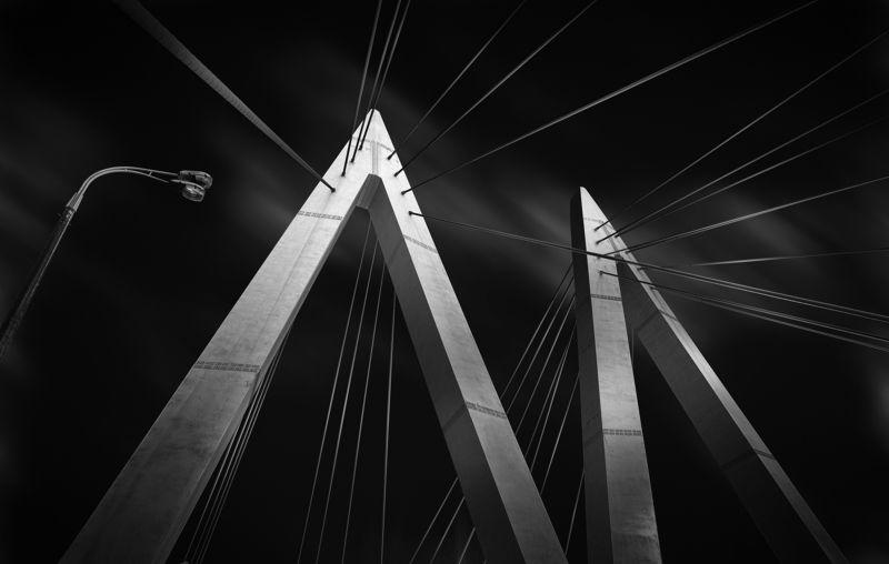 мост, казань Миллениумphoto preview