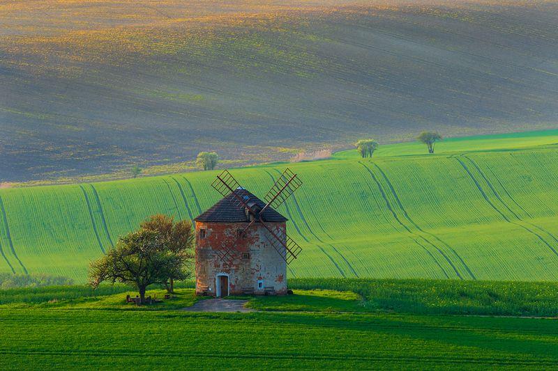 Moravian millphoto preview