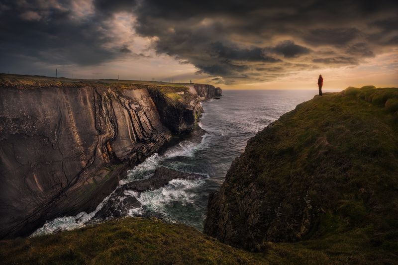 ireland, landscape, waterscape, reflections, nikon, travel, adventure, loop head, clare, county, republic of ireland, nd, Explore The Unkownphoto preview