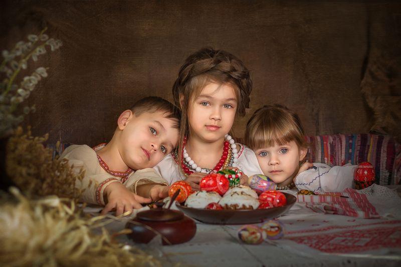 пасха, пасхальные фототосессии Русская Пасхаphoto preview