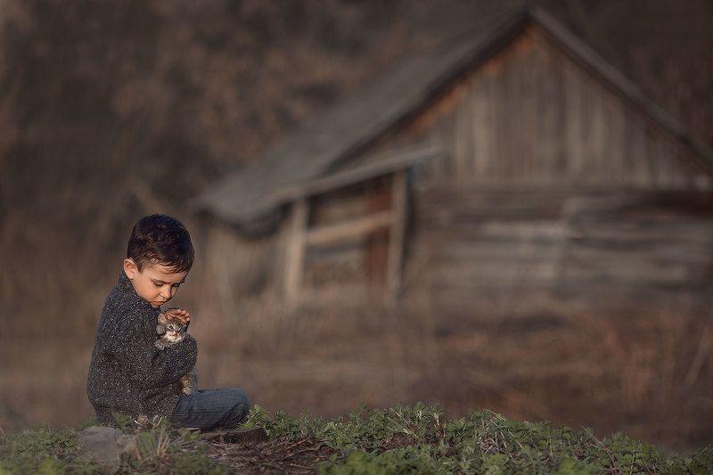 дети, портрет, детская фотография Детствоphoto preview