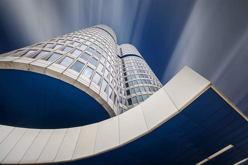 kozdas, munich, bmw, pure beauty, modern architekture, Pure beautyphoto preview