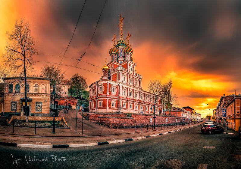 рождественская церковь, нижний новгород Рождественская церковьphoto preview