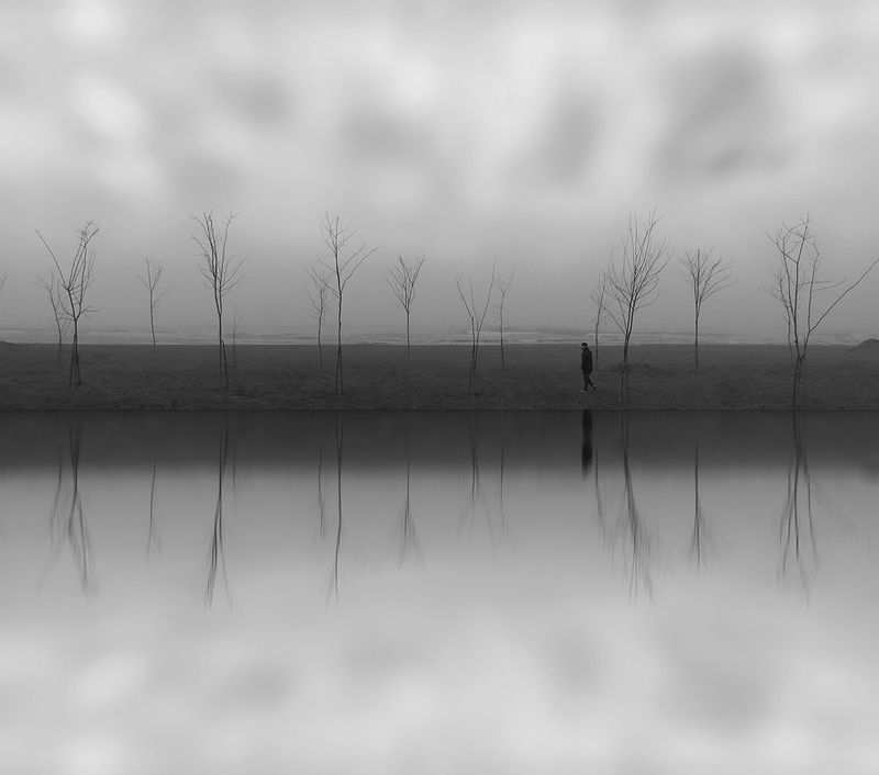 #35photo #conceptual #fineart #art Beginning of solitude seasonphoto preview
