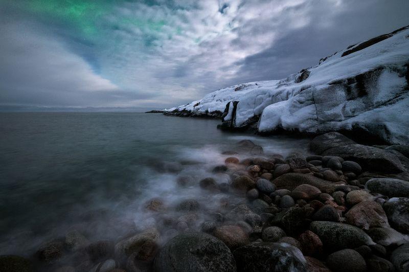Ночной берегphoto preview