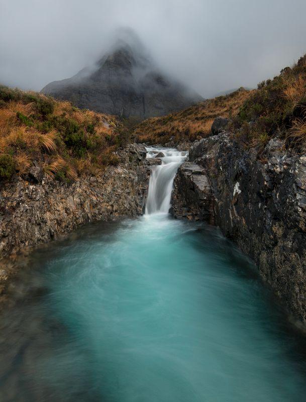 шотландия, scotland, скай, skye В горах Шотландии...photo preview