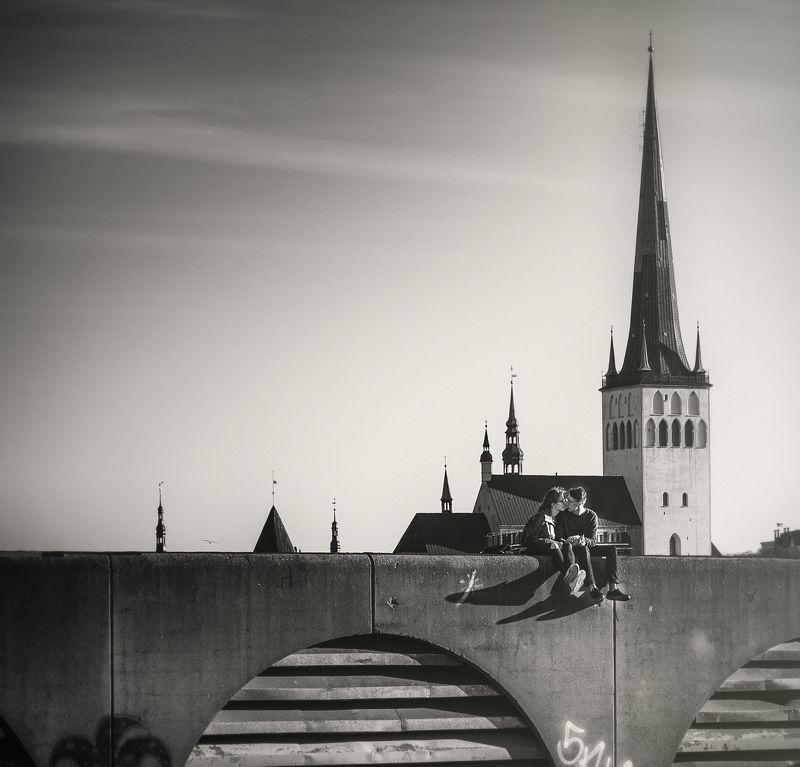 Романтика старого Таллинаphoto preview