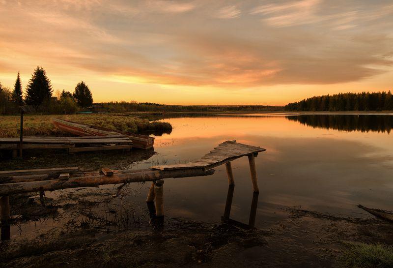 природа,Россия,Вятка Весеннее утроphoto preview