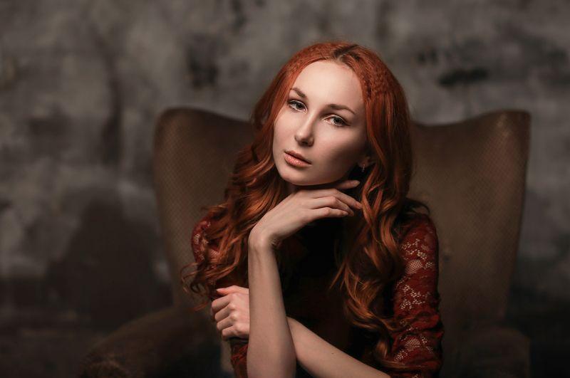 девушка модель арт art портрет бьюти красота Annaphoto preview