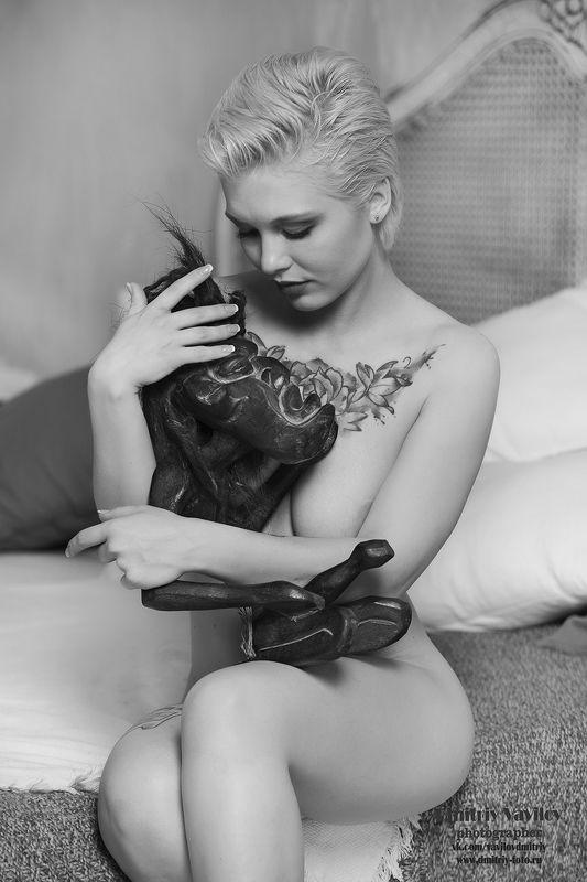 ню, эротика, body, Одиночествоphoto preview