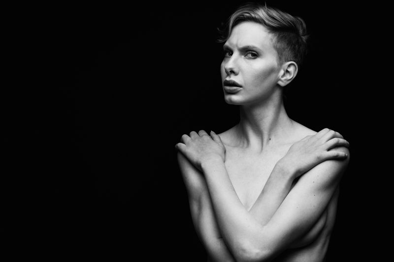 #blackandwhite, #sensual, #portrait Irmaphoto preview