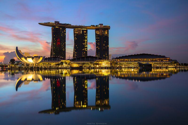 сингапур Сингапурский драконphoto preview