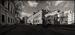 Остатки былой Москвы. Подсосенский переулок