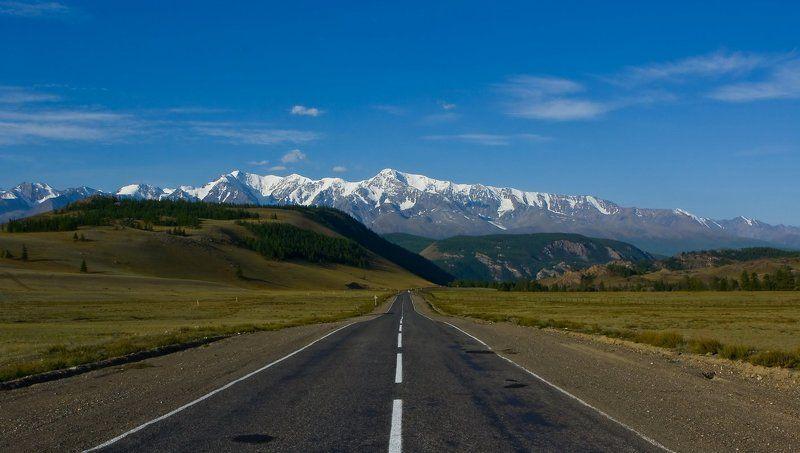 горный алтай,катунь,алтай,горы, ,олег кулаков,oleg kulakov,ok-photo В Горы ..! М-52photo preview