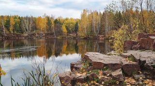 Тихая осень...