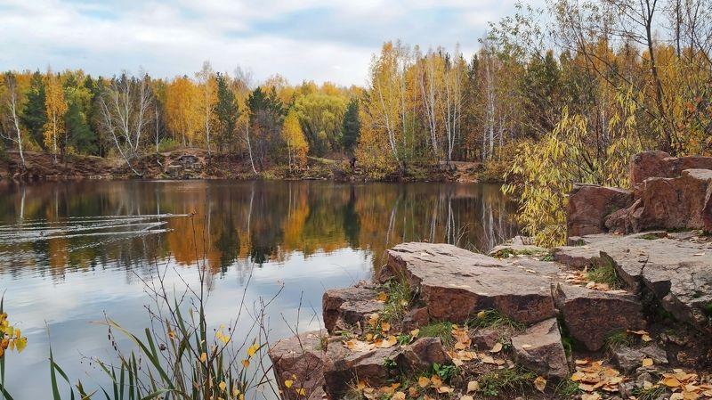 осень,пейзаж,водоём,природа,настроение Тихая осень...photo preview