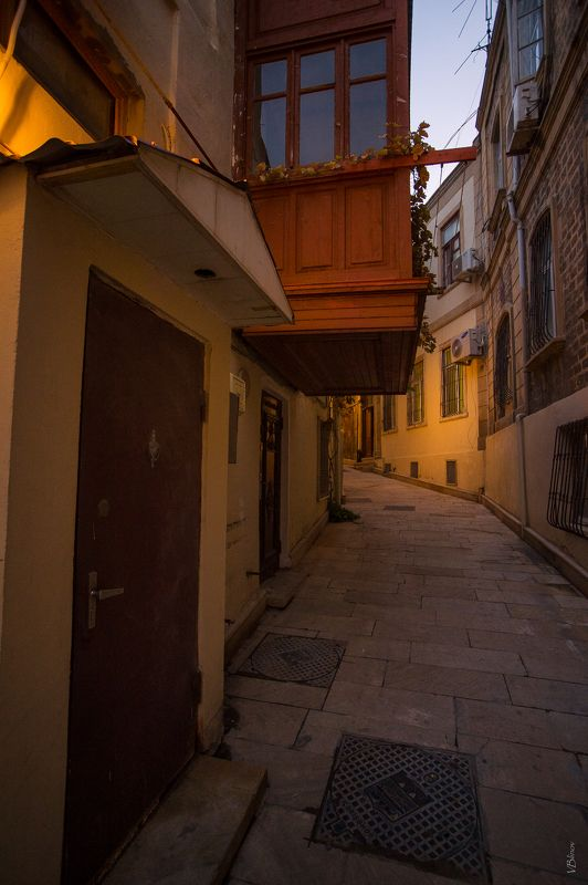Улочками Старого Баку photo preview