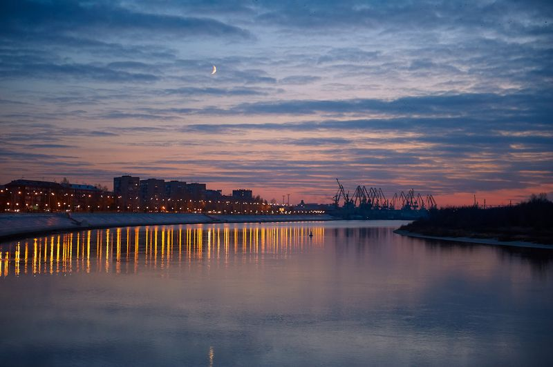 Омск вечернийphoto preview