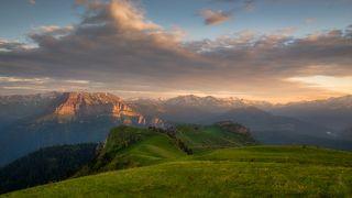 Закаты Чай - горы