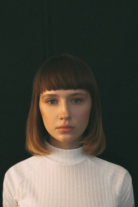 портрет девушка модель portrait girl mdoel Nastphoto preview