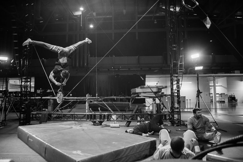 cirque du soleil Cirque du Soleil-OVO-backstage ..photo preview