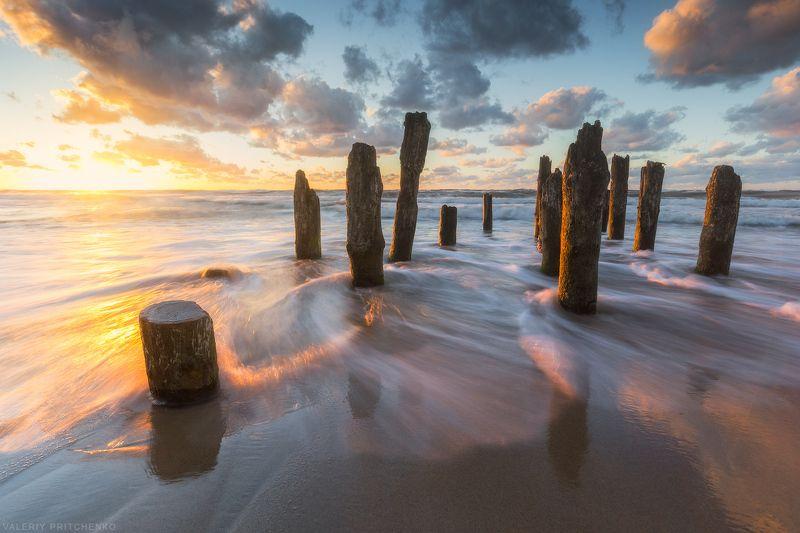 Солнечный вечер на Балтике.photo preview