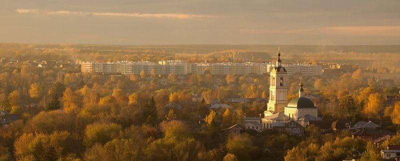 осень Неистовая желтьphoto preview