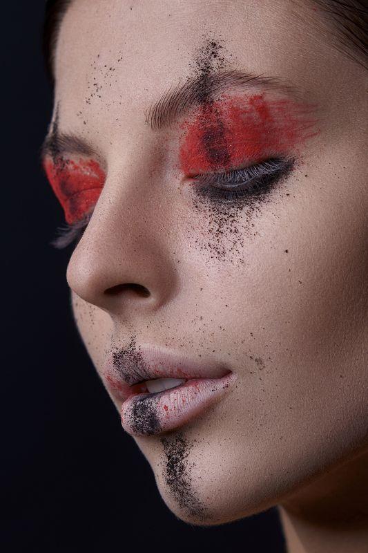 бьюти, портрет, макияж, beauty, make up, close up, portrait, girl, women Mineralphoto preview