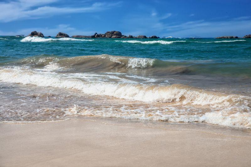 пейзаж,  природа, океан, облака, солнце, песок, волны, Шри-Ланка, ветер, пляж, вода, фотограф, алматы, фотограф алматы, landscape, the sun, nature, ocean, waves, beach, sand, travel, Sri Lanka, water, awesome, amazing, kazakhstan, almaty, photographer,  s Индийский океанphoto preview