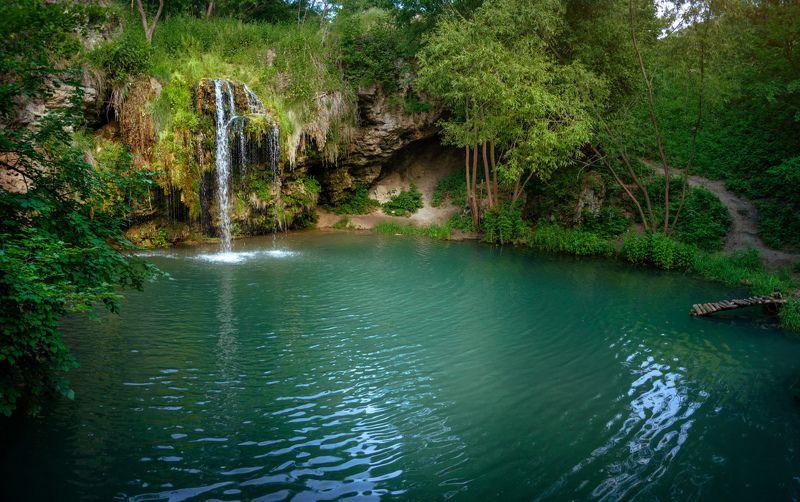 Водоспад Бурбунphoto preview