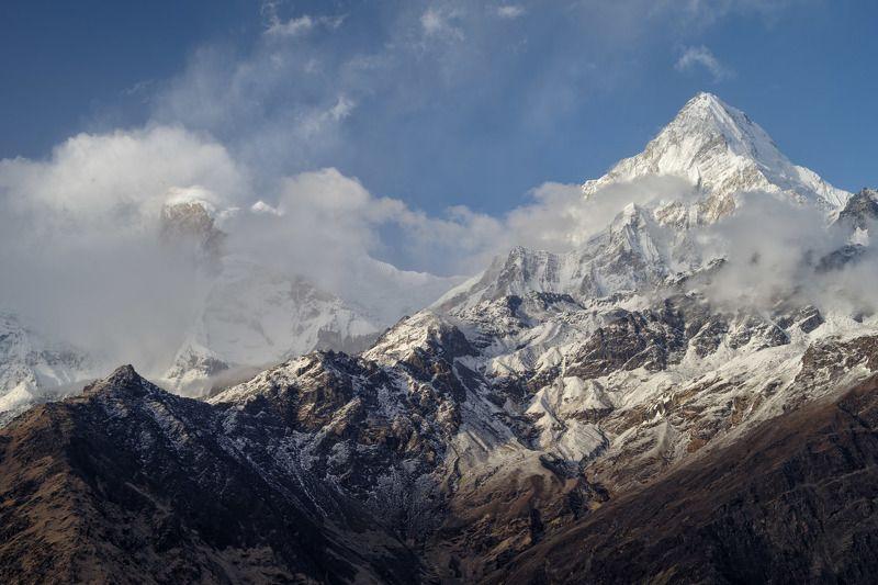 непал, гималаи, аннапурна, горы, трекинг, альпинизм О противоречивости очевидногоphoto preview