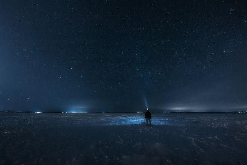 ночной Калязинphoto preview