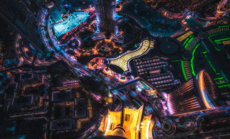 ночной Дубайphoto preview