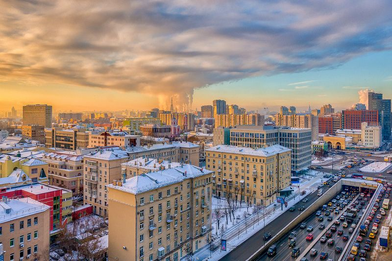 москва столица sony moscow msk russia россия urban landscape Фабрика облаковphoto preview