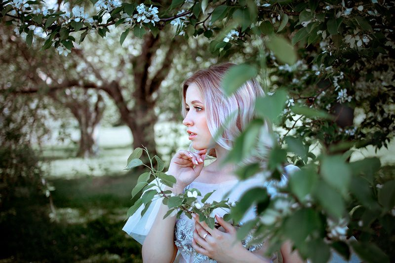 portrait, people, summer, spring, girl, blonde, Canon, photo, портрет, люди,лето, весна, девушка, блондинка, кэнон, фото ***photo preview