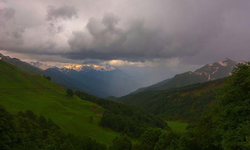 Непогода на перевале Пывphoto preview