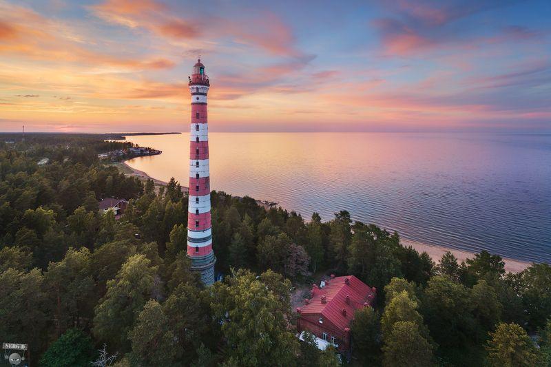 Осиновецкий маяк, Ладожское озероphoto preview