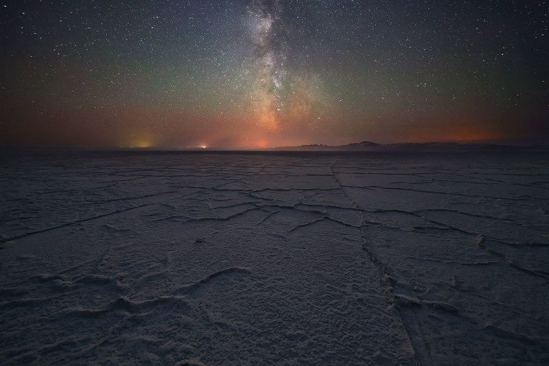 пустыня из солиphoto preview