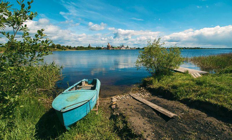 На берегу Сиверского озераphoto preview