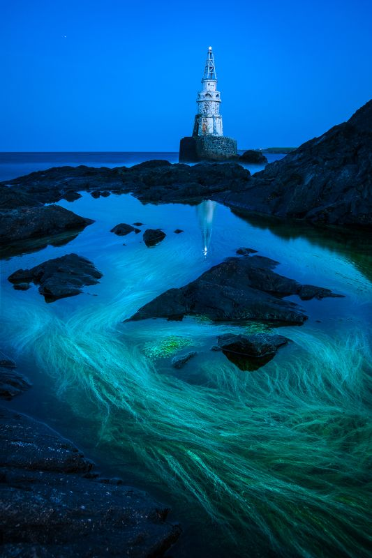#black_sea #bulgaria #akhtopol #lighthouse Aхтополские приключенияphoto preview
