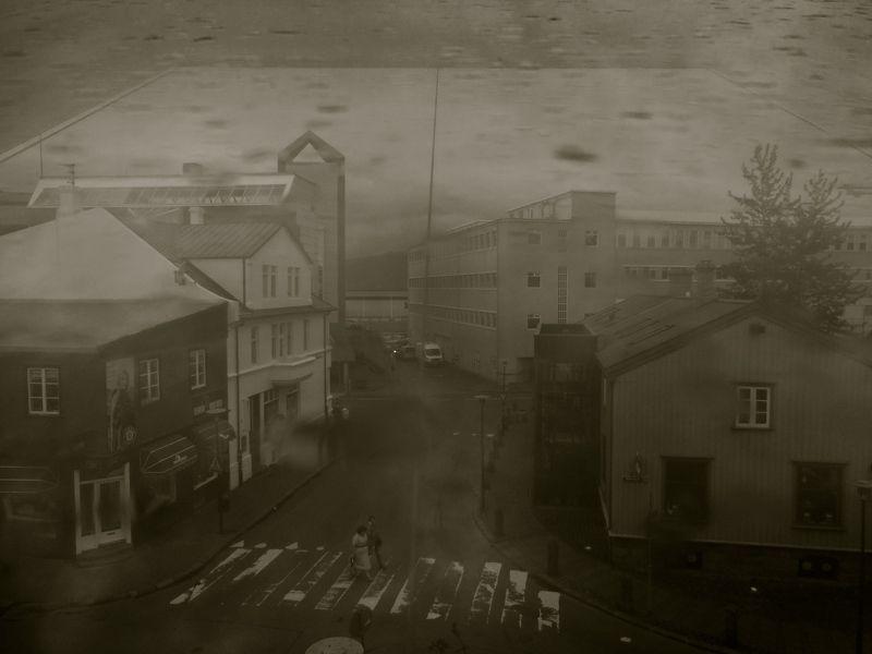 В Рейкьявике дождьphoto preview