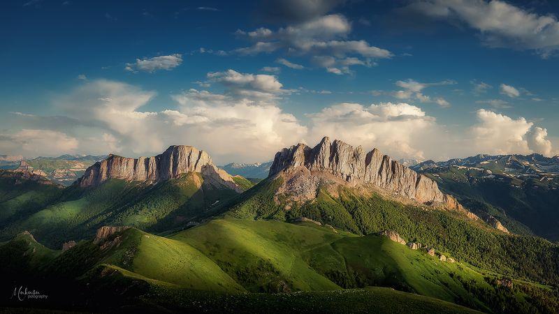 природа, пейзаж, путешествия, адыгея, кавказ, большой тхачь, россия,travel,landscape, nature \