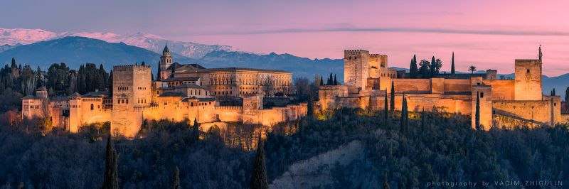 Alhambra. Panophoto preview