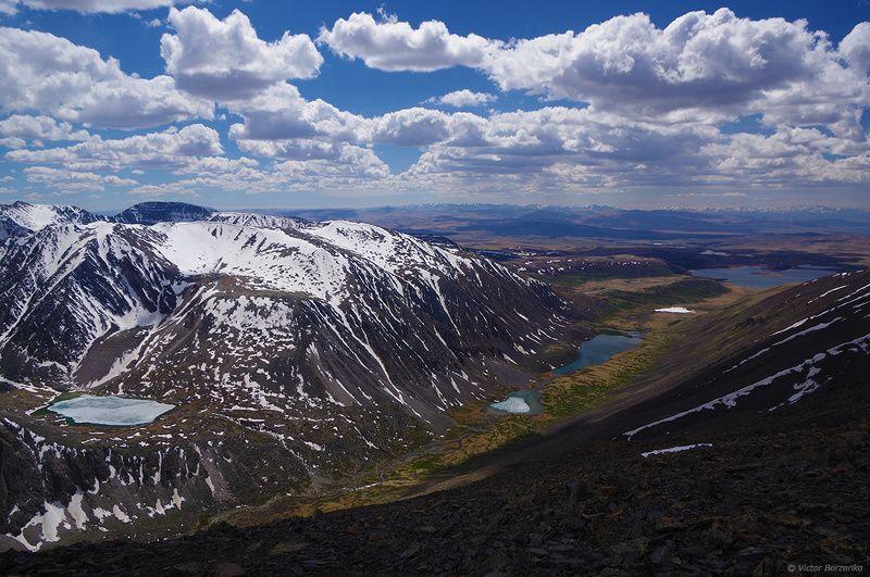 алтай, нарын-гол, хребет чихачева Семь озер Нарын-Голаphoto preview
