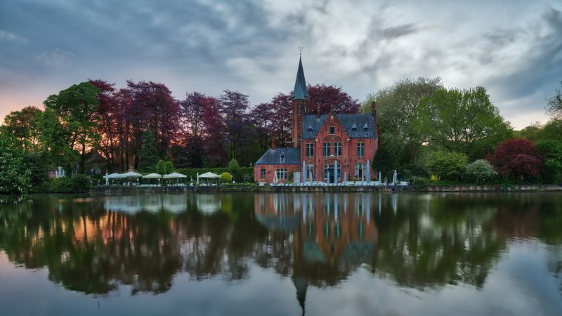 Minnewater Kasteel 3photo preview