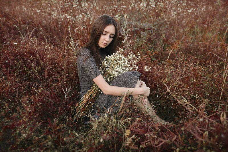 Портрет, женский портрет, девушка, взгляд, Россия  Алина photo preview