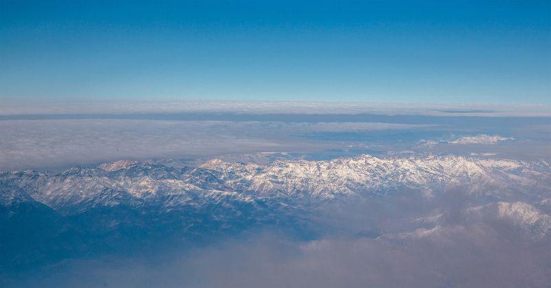 афганистан, аэросъемка,  Над горами Афганистана photo preview
