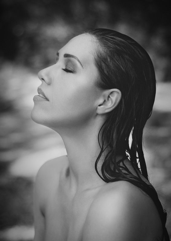 portrait, beauty, beautiful, blackandwhite, gorgeous, ramona, jozefkiss, photography, nikon ***photo preview